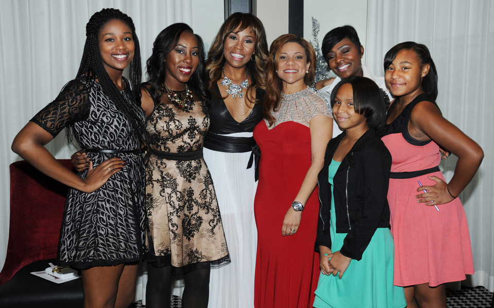 Smahrt Girl Foundation Hosts Charity Gala